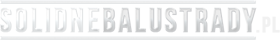 logo SolidneBalustrady.pl jasne